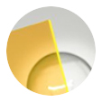 Amarillo fluorescente