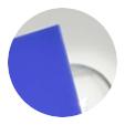 Azul marino opaco