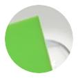 Verde claro opaco